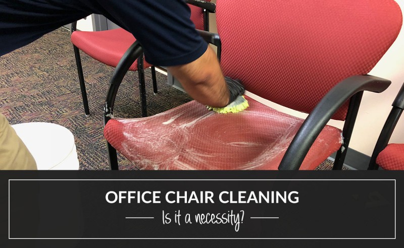 Office Chair Cleaning