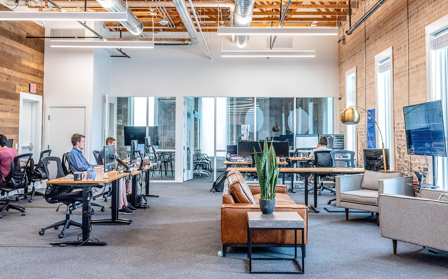 SUSTAINABILITY, HEALTHY WORKSPACES